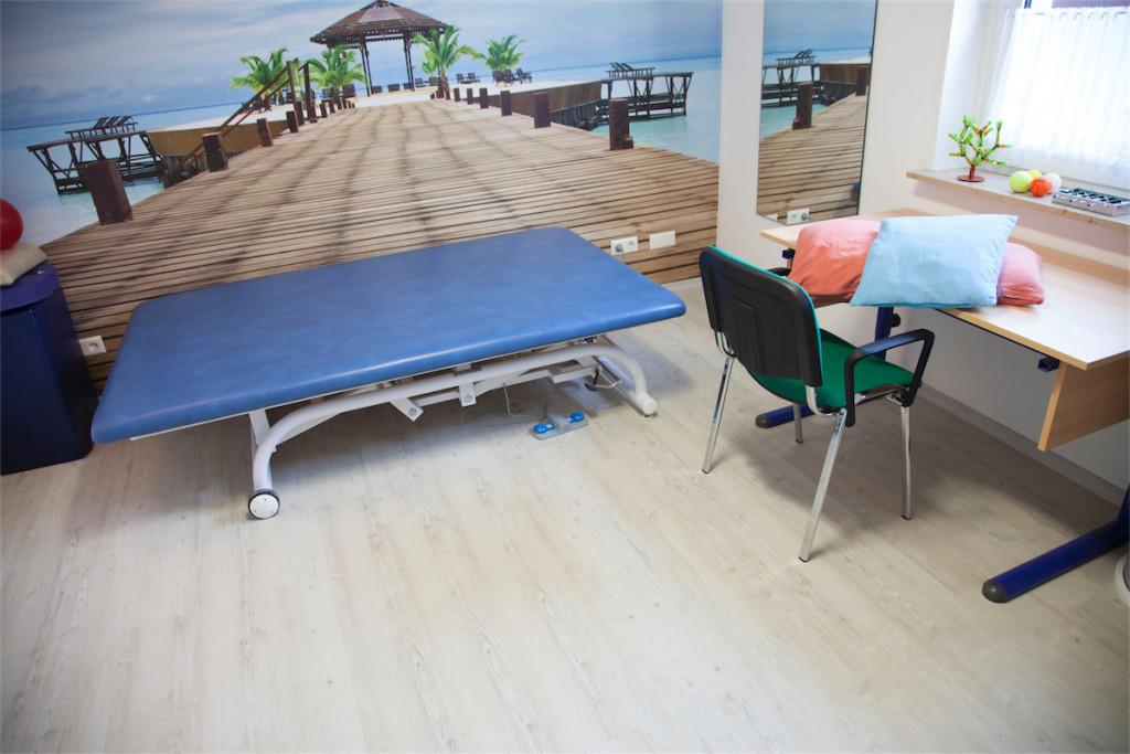 Raum 3 - Neurologie & Orthopädie